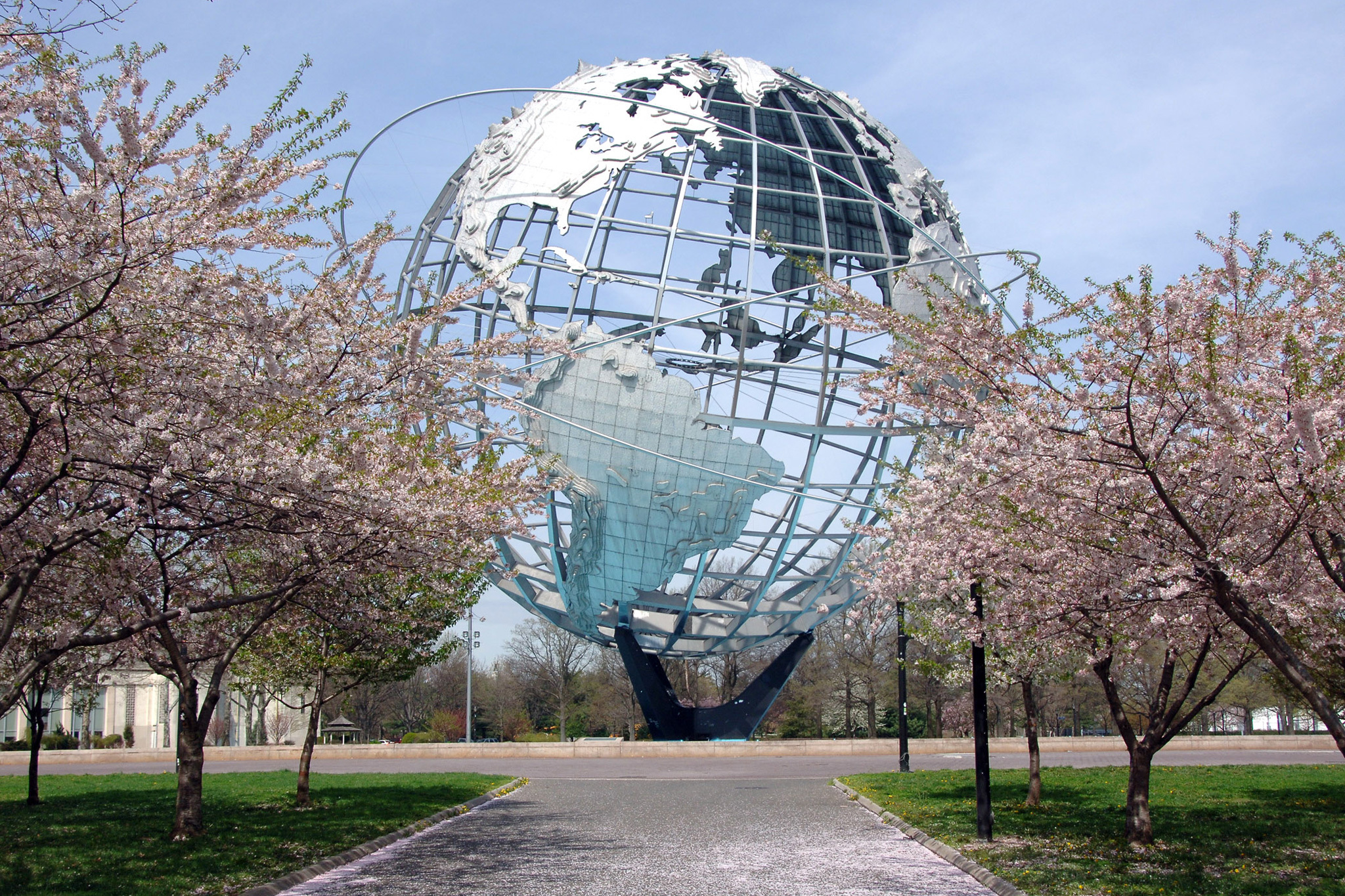 Flushing meadows corona park queens ny attractions in for Attractions in nyc for couples