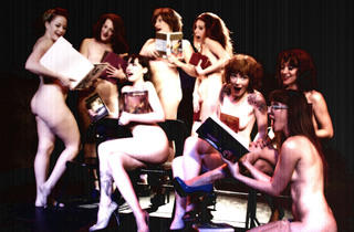 Naked Girls Reading: New York Stories