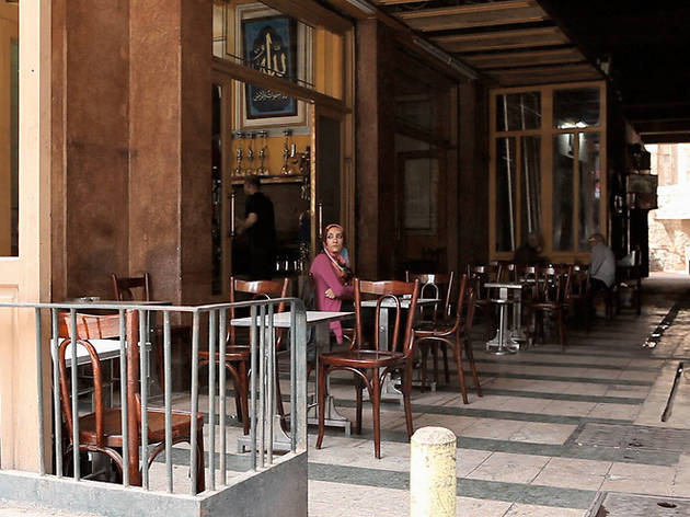 Café Regular, Cairo