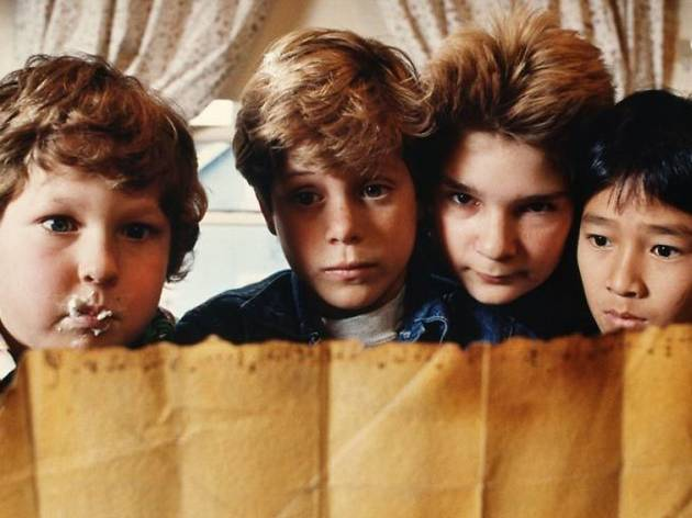 The Goonies screening