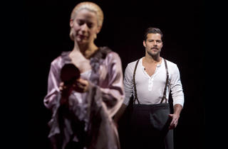 Evita (Photograph: Richard Termine)
