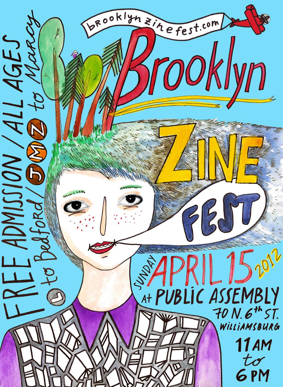 Brooklyn Zine Fest