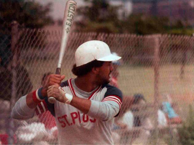"""Baseball in the Bronx"""