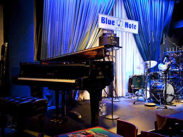 Blue Note (Photograph: Dominic Perri)