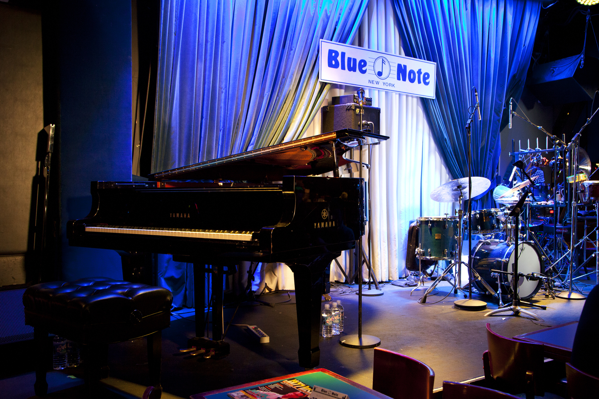Blue Room Jazz Club