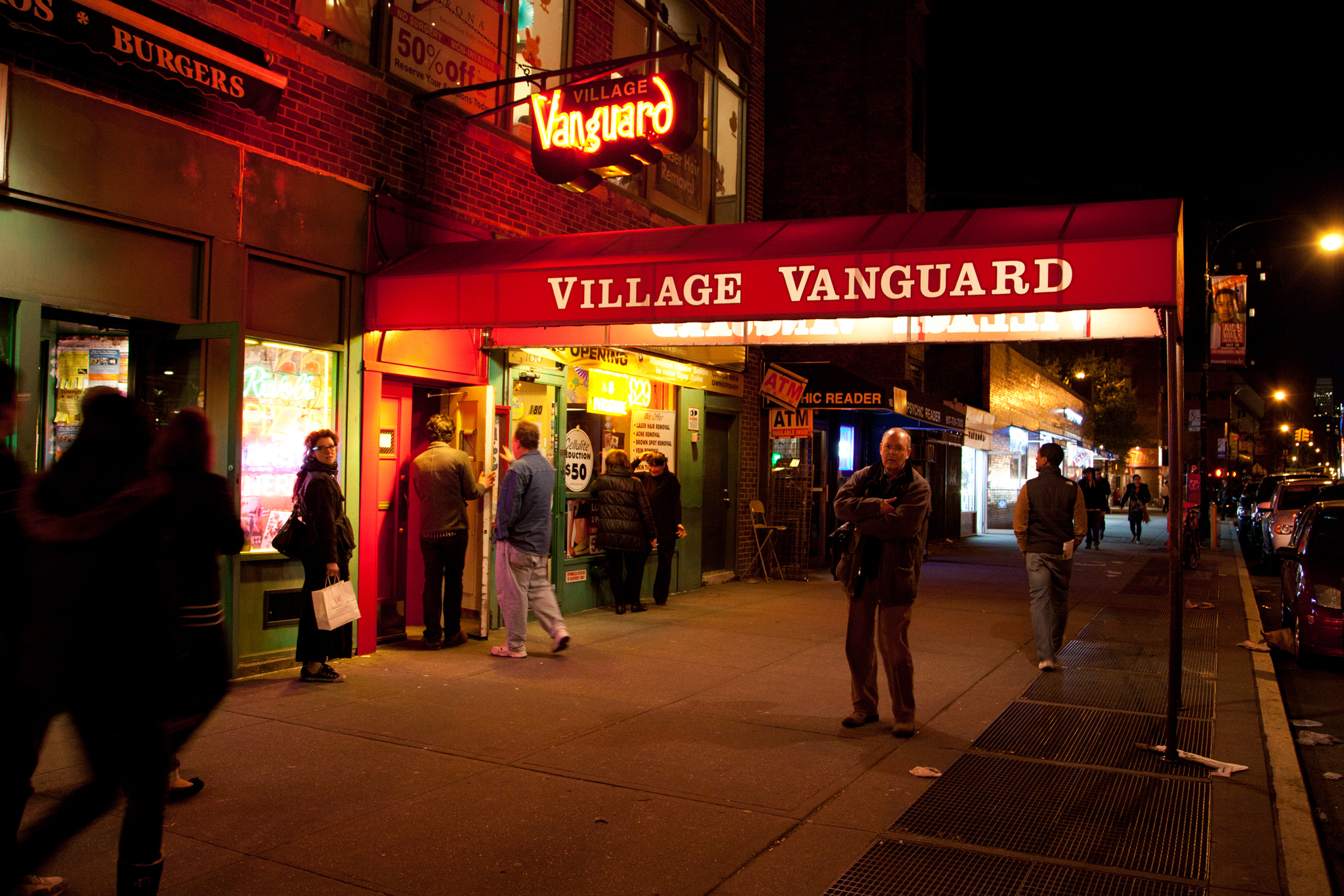 Jazz clubs in nyc the five classiest venues in town for The village nyc
