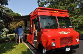 The Eddie's Pizza Truck