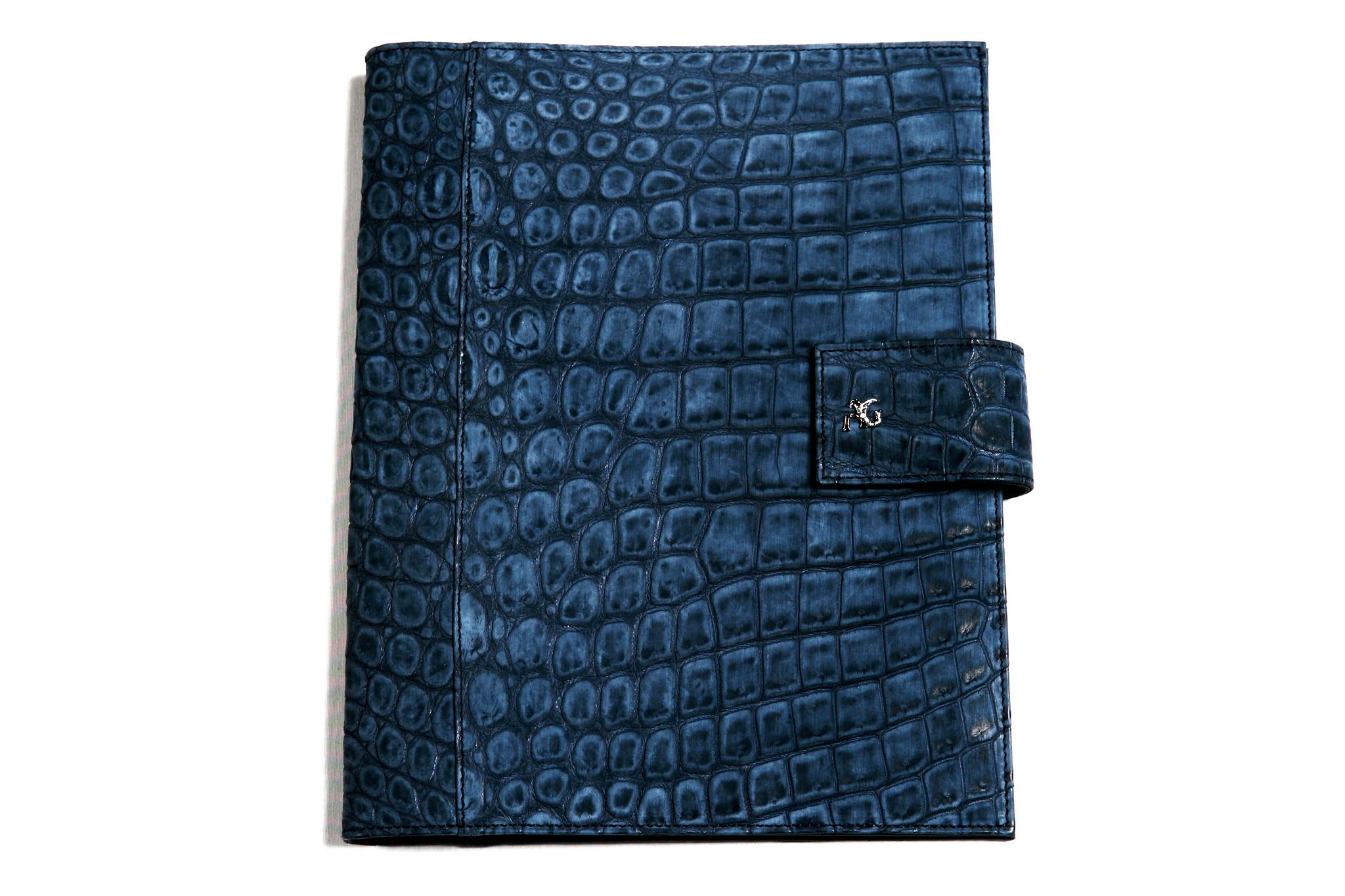 Angelo Galasso crocodile iPad cover, $7,480