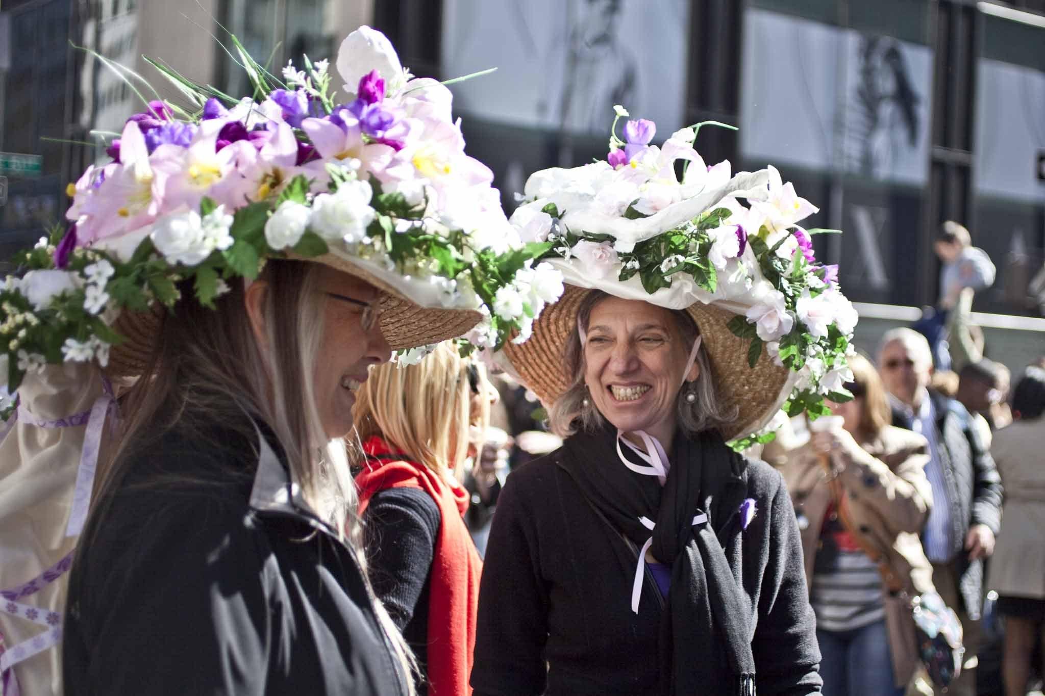Easter Parade and Bonnet Festival 2012