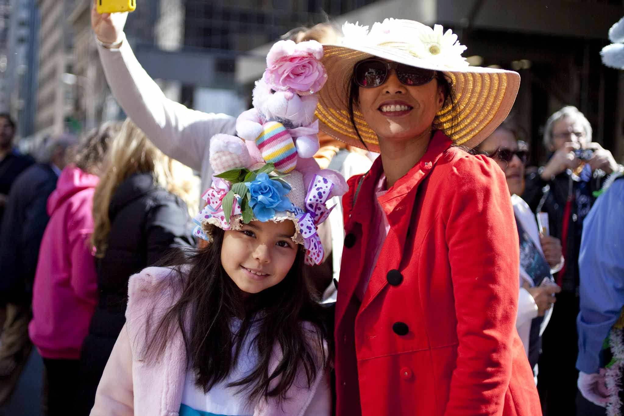 Easter events in New York