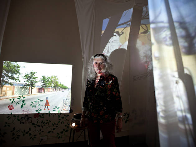 (Phyllis B. Dooney 2012, Photograph: Phyllis B. Dooney)