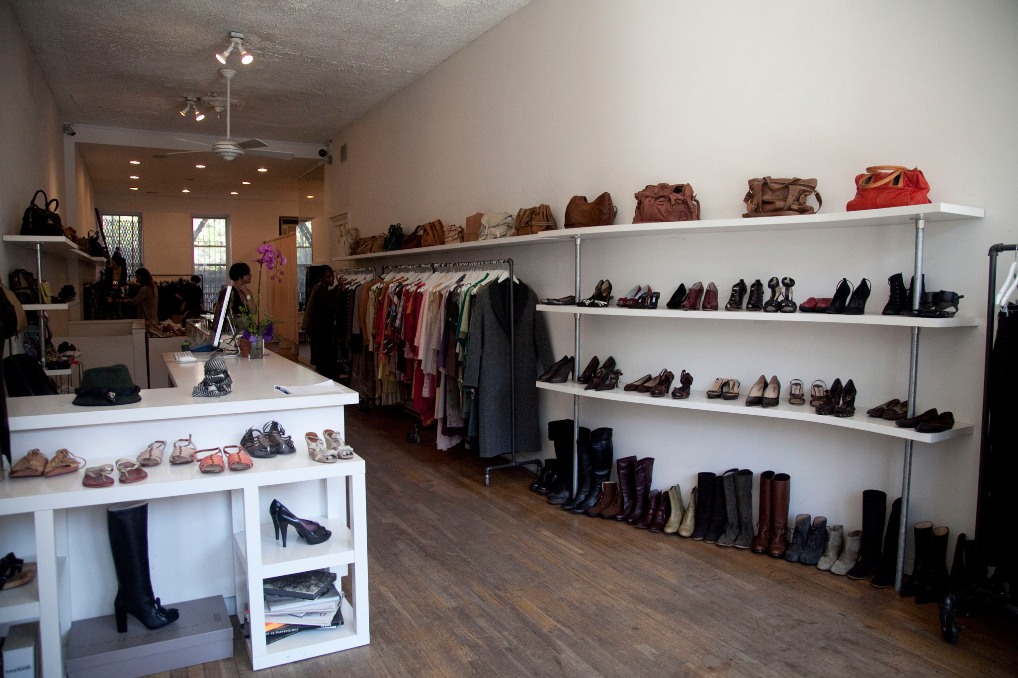 Top consignment shops nyc has to offer for designer clothes for High end thrift stores nyc