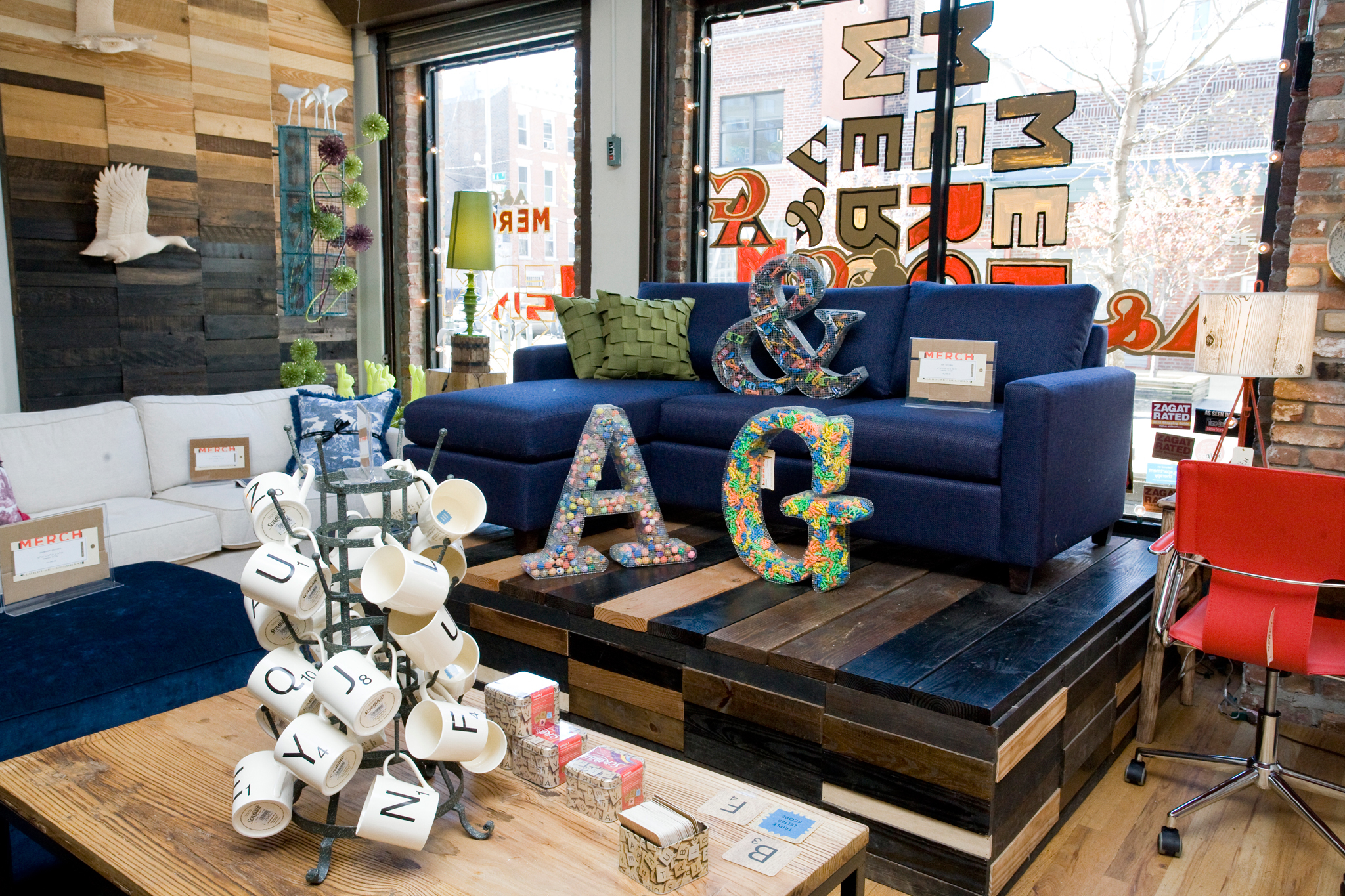 Best shops in nyc women 39 s fashion men 39 s fashion and more for Trendy home furnishings