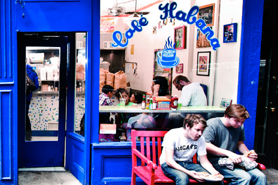 Café Habana | Restaurants in Nolita, New York