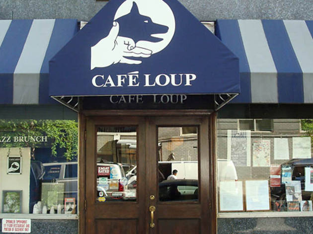 Cafe Loup