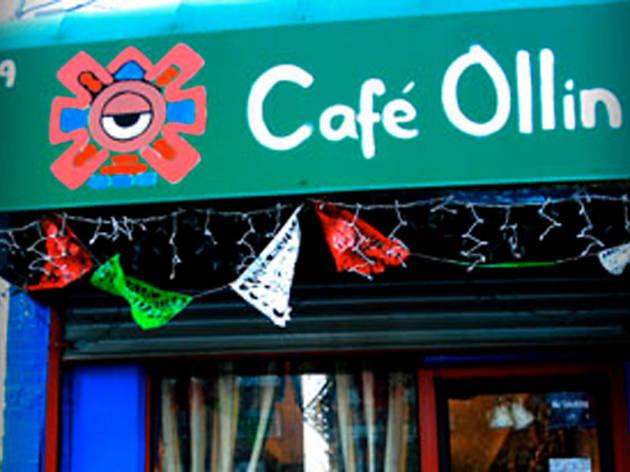 Cafe Ollin