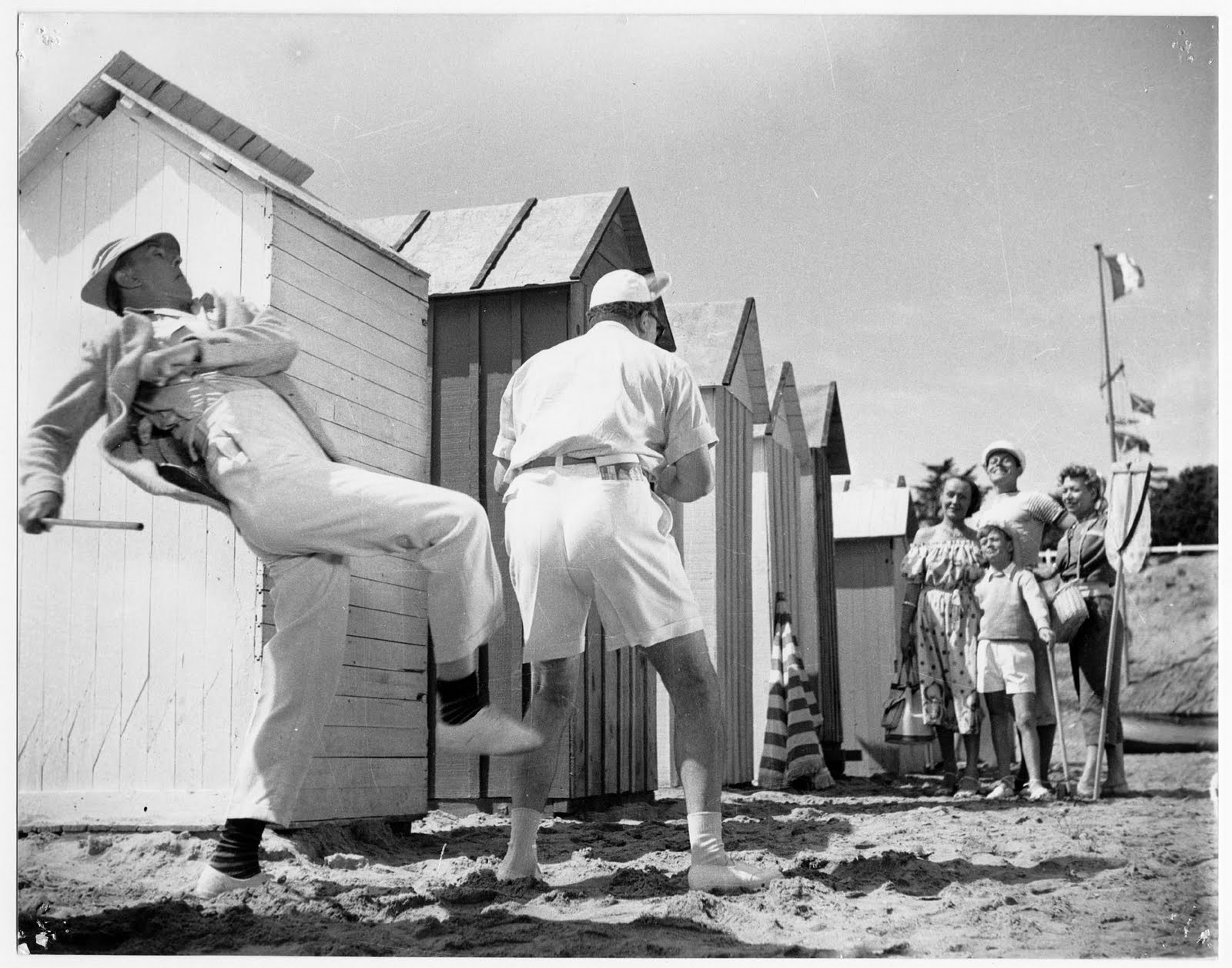 Monsieur Hulot's Holiday (1953)