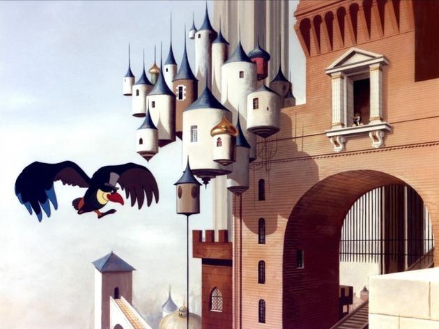 The King and Mockingbird / Le Roi et l'Oiseau (1980)