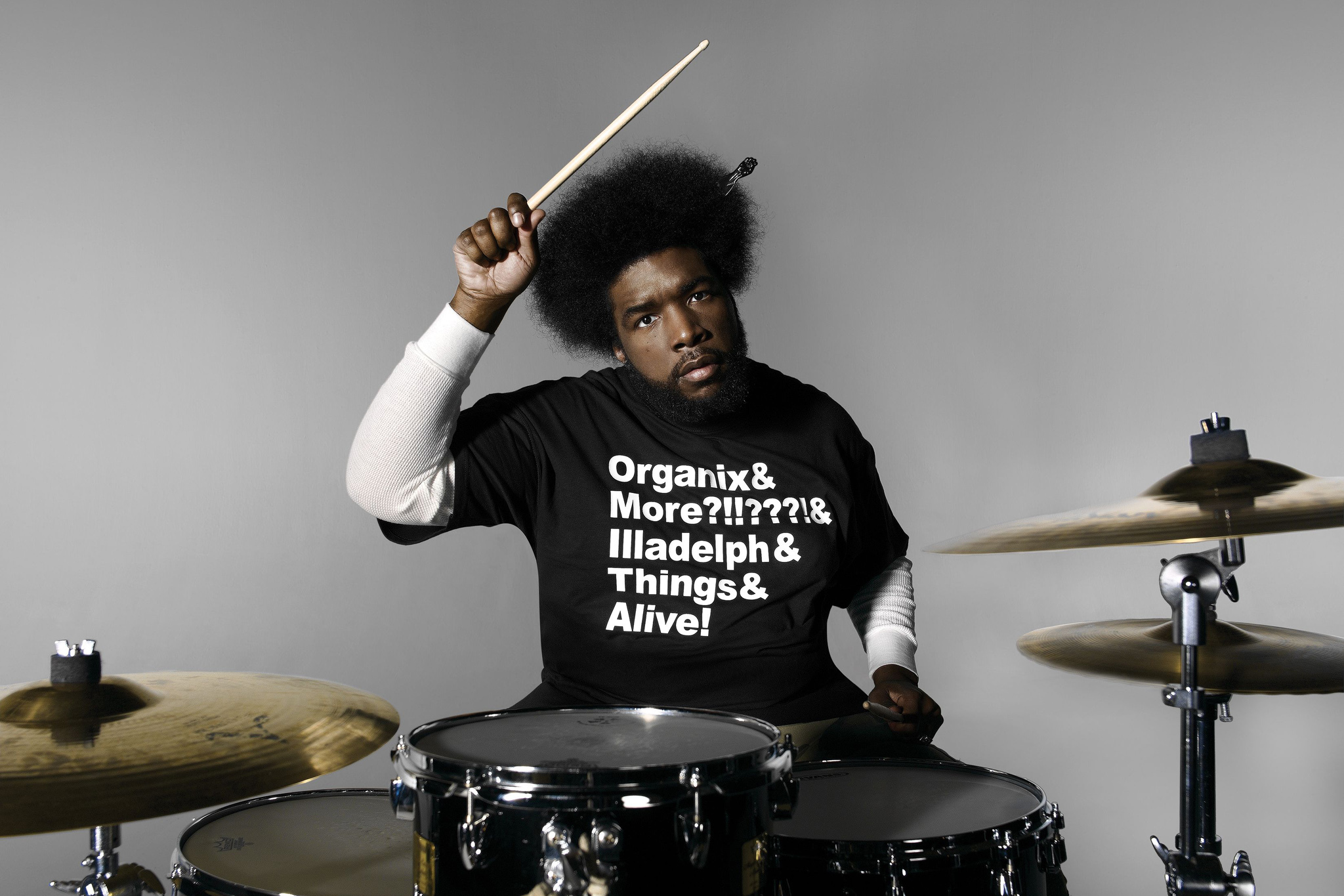Questlove drums