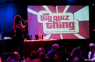 The Big Quiz Thing: The 40 Greatest Music Trivia Questions of All Time