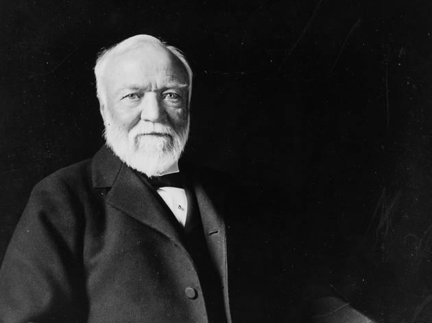 """Andrew Carnegie: Forging Philanthropy"""