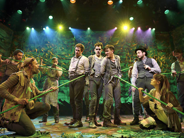 Peter and the Starcatcher (Photograph: Courtesy of O&M)