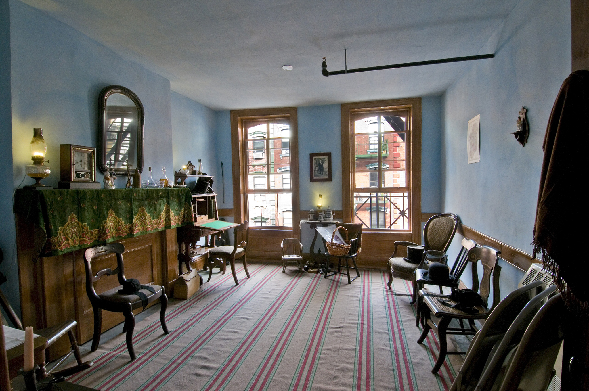Go back in time at the Tenement Museum