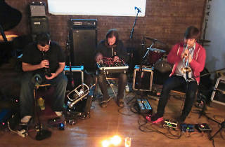Hex Breaker Quartet + Afterlife + Bedroom + Seth Graham + Xanthocephalus