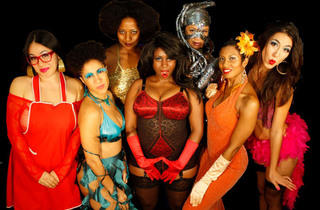 Brown Girls Burlesque: A Showgirl Showdown