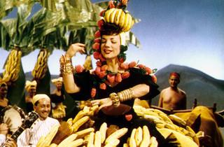 Carmen Miranda in The Gang's All Here