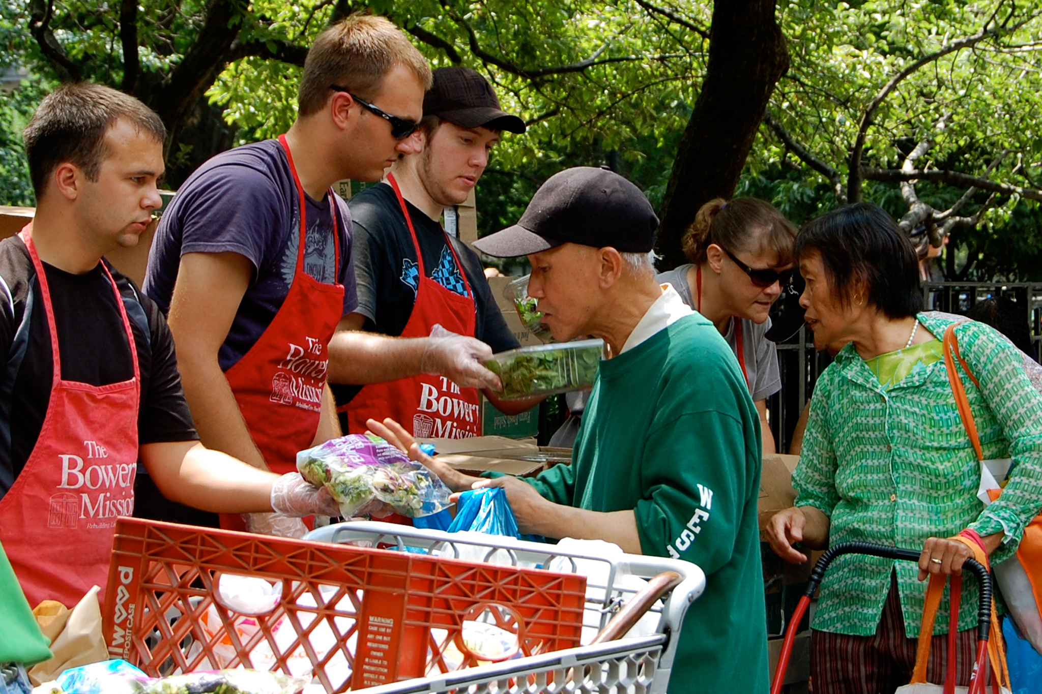 Where to volunteer in NYC: Homelessness
