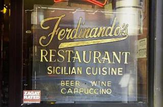 Ferdinando's Focacceria