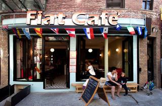 Fiat Cafe