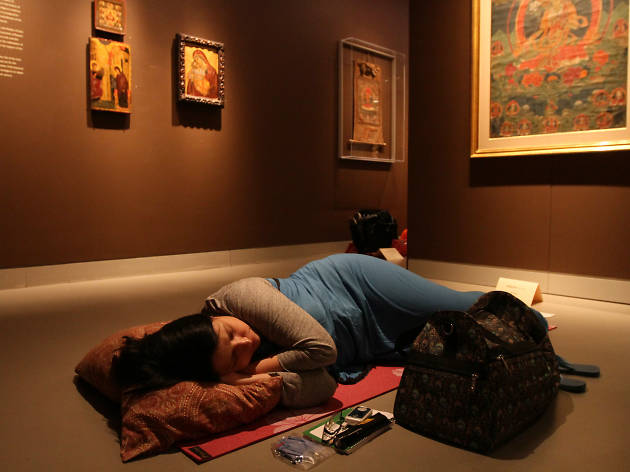 The Dream-Over at the Rubin Museum of Art