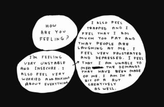 David Shrigley, How Are You Feeling?
