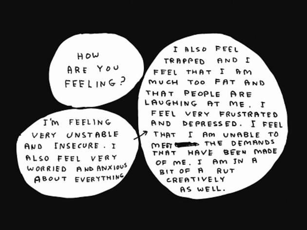 David Shrigley, How Are You Feeling?