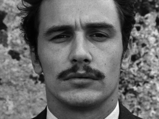 James Franco in The Broken Tower