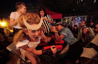 30th Annual Bronxboro Arm Wrestling Championships
