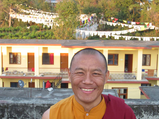 """Fire and Smoke: A Conversation on Death and Ritual Offering with Tibetan Buddhist Monk Venerable Tsering Phunstok"""