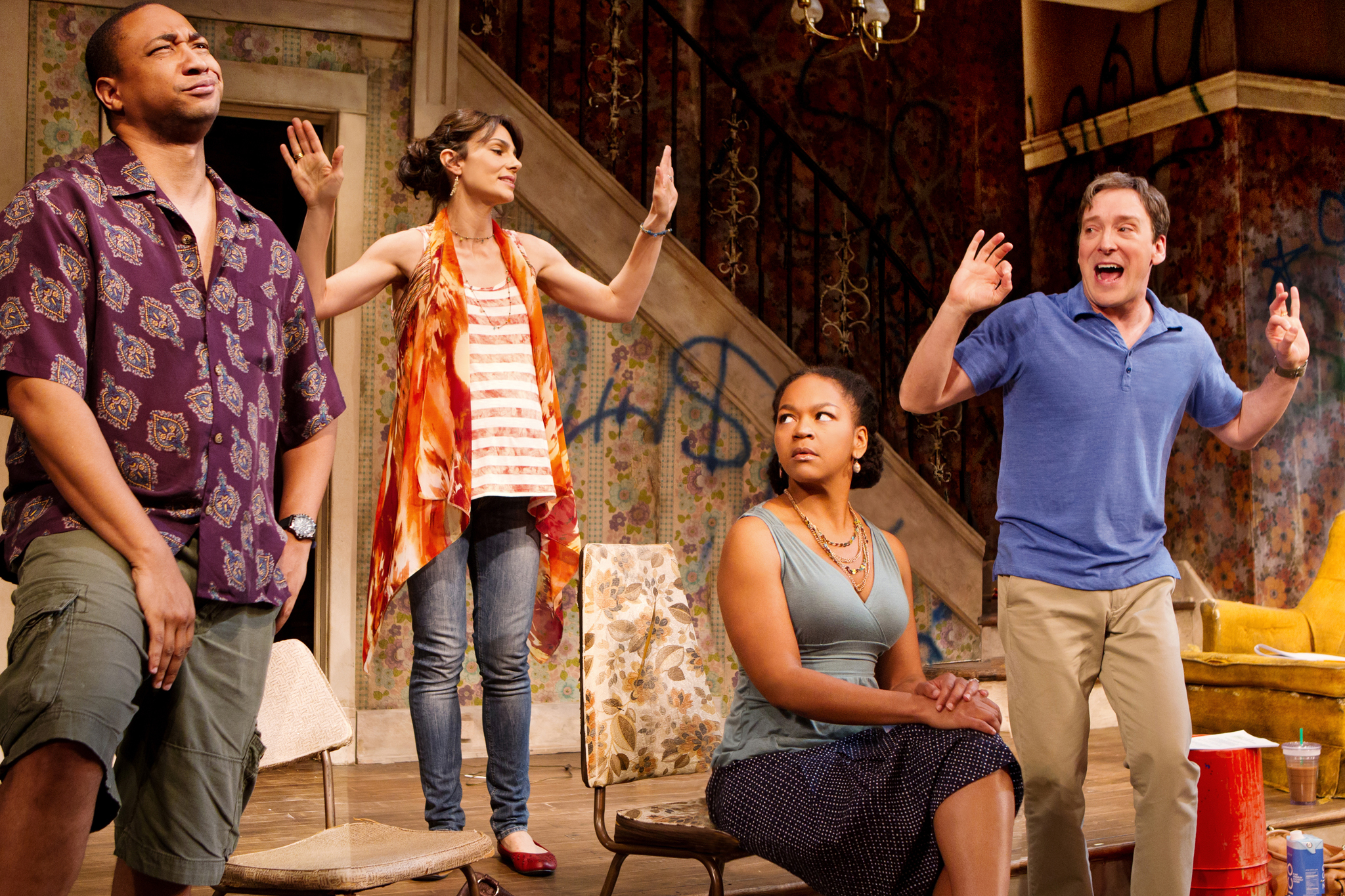 See a Broadway matinee for cheap