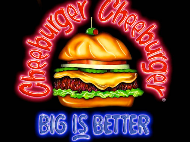 Cheeburger Cheeburger (CLOSED)