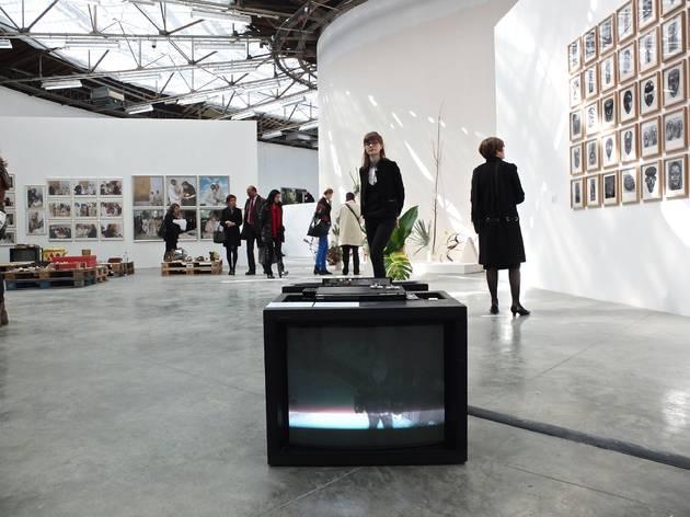 La Grande Rotonde (Vue de l'exposition / © Tania Brimson, Time Out)