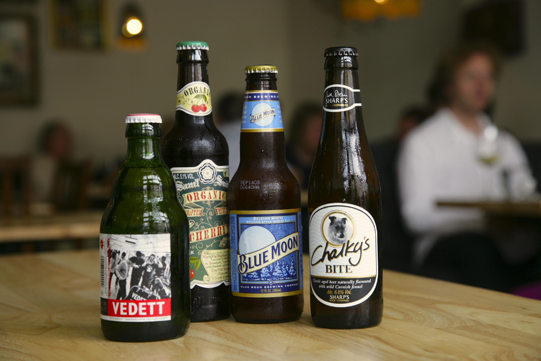 Les bars à bières