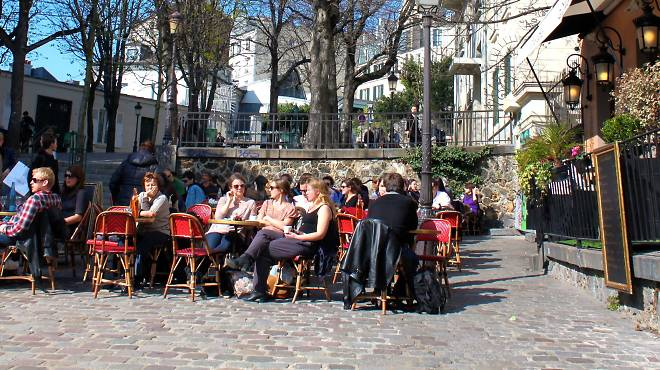 Terrasses - Les meilleures terrasses à Paris - Time Out Paris