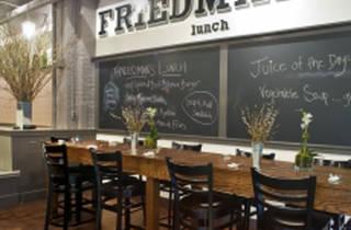 Friedman's Lunch