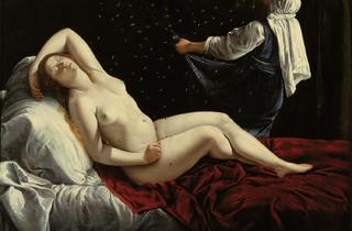 ('Danaë', c.1612 / © Saint Louis, The Saint Louis Art Museum)