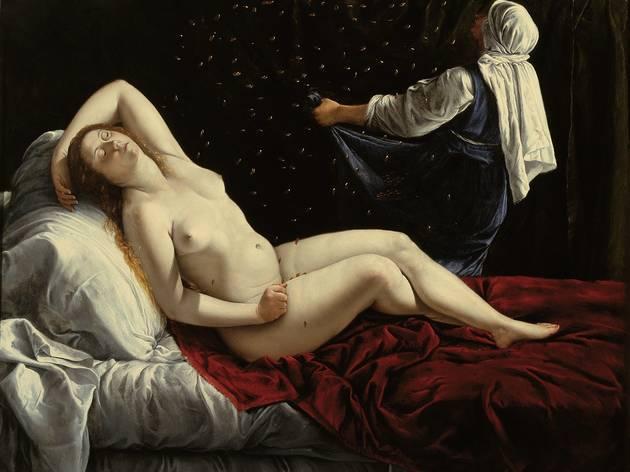 ('Danaë', c.1612 / © Saint Louis, The Saint Louis Art Museum)