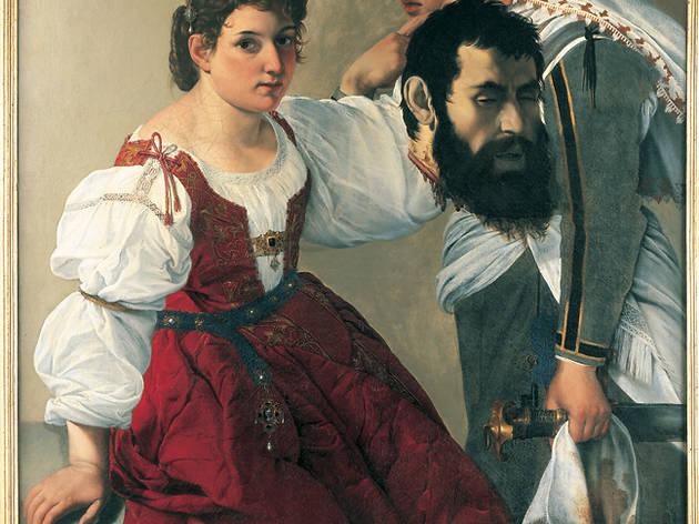 ('Judith et Abra avec la tête d'Holopherne', c. 1607-10 / © Mauro Coen)