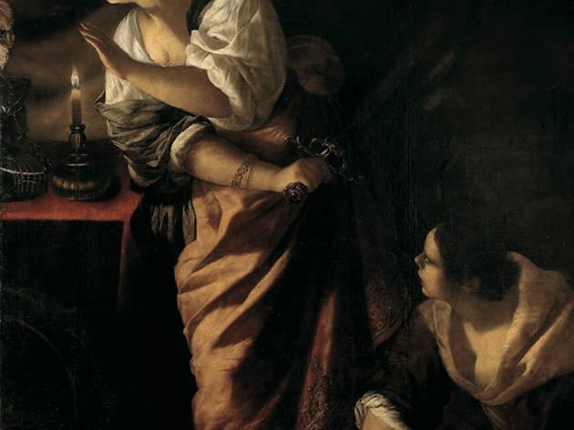 ('Judith et la servante avec la tête d'Holopherne', c. 1645-50 / © Musée de la Castre, Cannes / Photo Claude Germain)