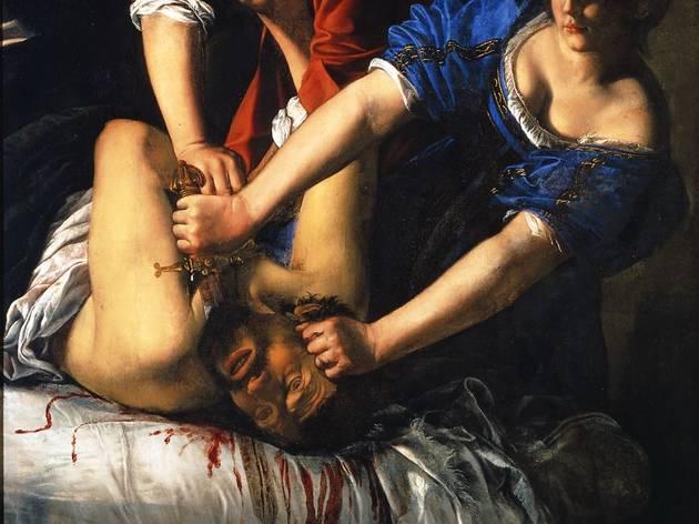 ('Judith et Holopherne', c. 1612 / © Fototeca Soprintendenza per il PSAE e per il Polo museale della città di Napoli)